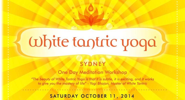 WHITE TANTRIC YOGA - SYDNEY AUSTRALIA