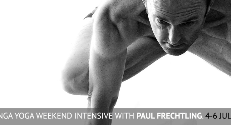 Ashtanga Yoga Workshop with Paul Frechtling 4-6 July 2014