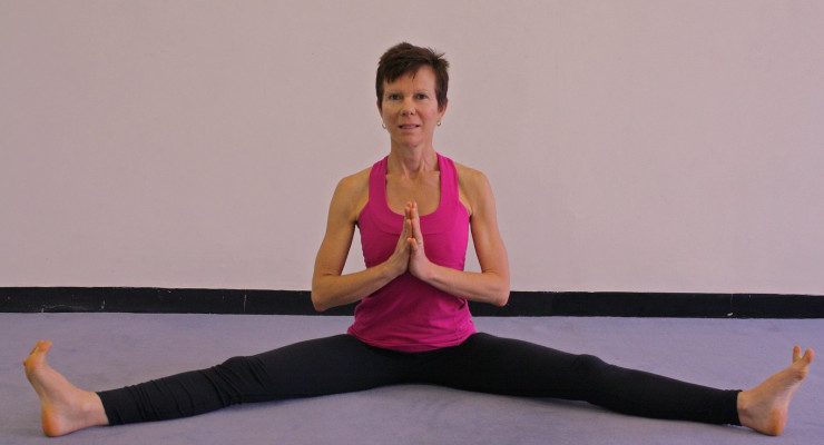Happy Hips! Freedom for the lower body…