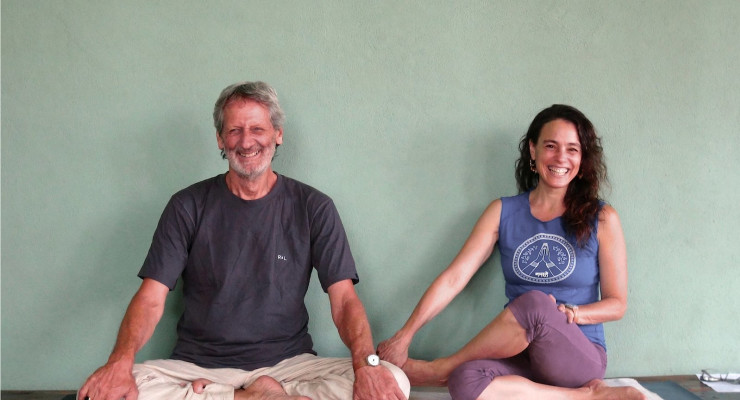 Journey to the depths of yourself, with Rachel Zinman and John Weddephol