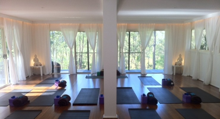 """Step into Spring"" Weekend Yoga Retreat"