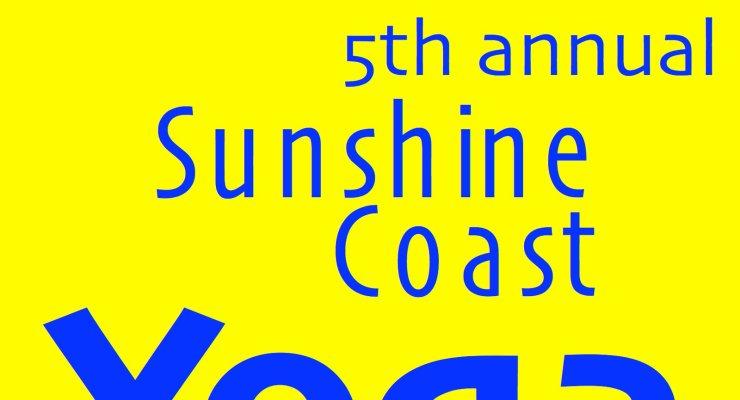 5th Annual Sunshine Coast Yoga Festival