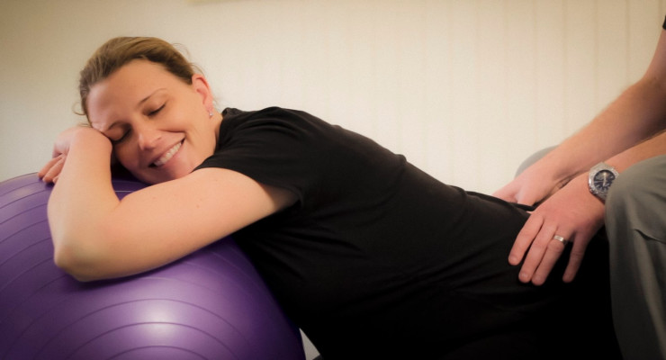 Active Birth Yoga course