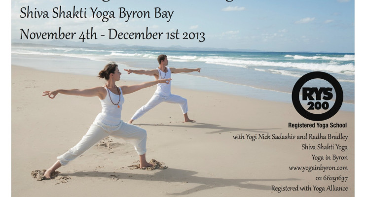 Akhanda Yoga 200 Hour YTT @ Gold Coast Hinterland Retreat Centre