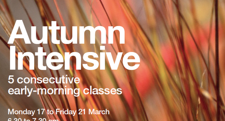 Autumn Intensive