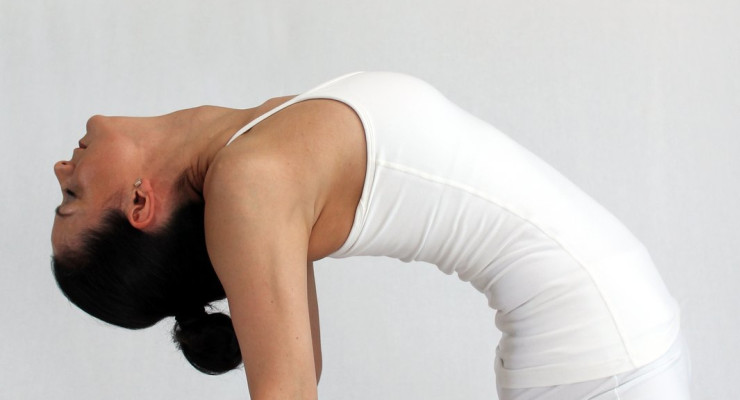 Back Bending with Ease