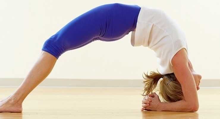 Back bends and Inversions
