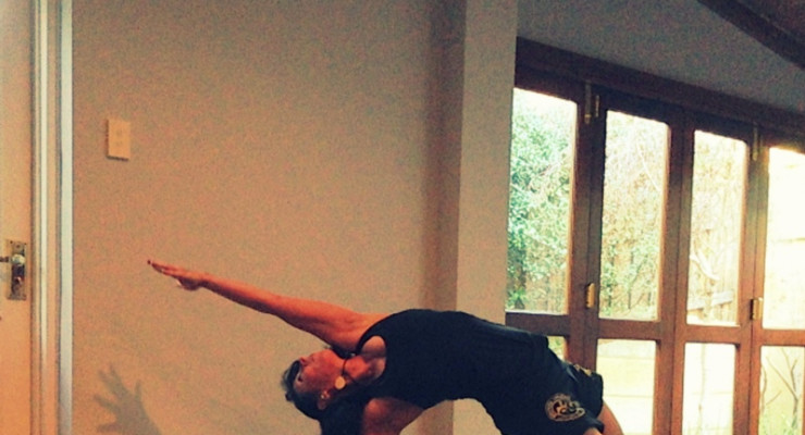 Budokon Yoga/Martial Arts Workshop