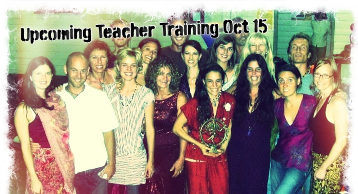 Byron Yoga Teacher Training: In the Ishta System