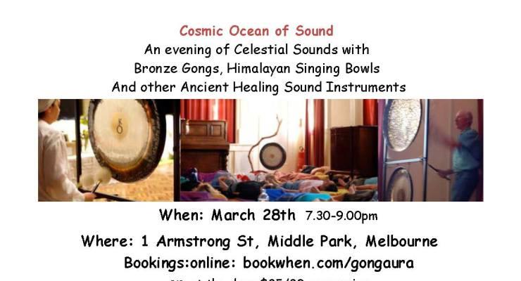 Cosmic Ocean of Sound
