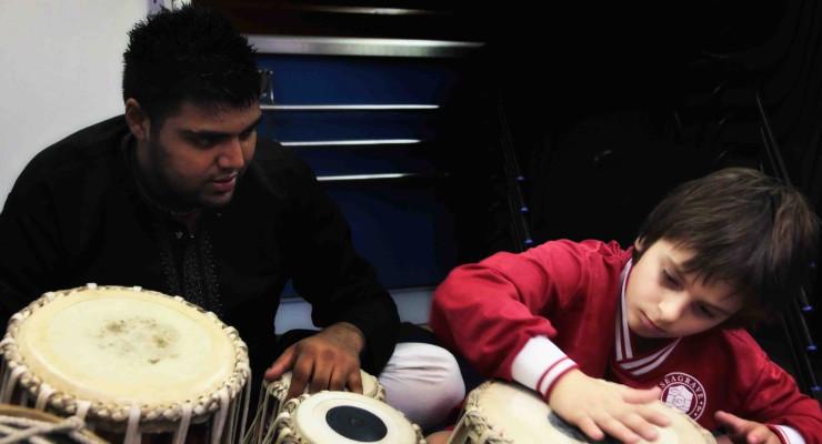 Drumming & Percussion Workshop