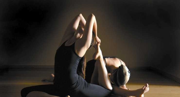 Early Morning New Year Yoga Intensive