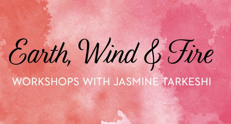 Earth, Wind & Fire with Jasmine Tarkeshi (San Fransisco)