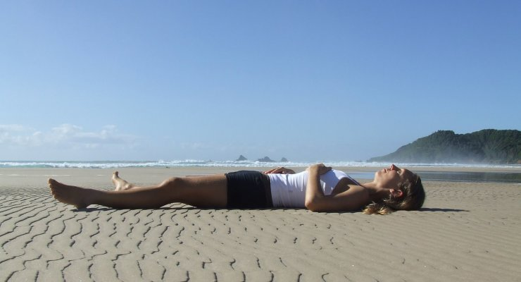 Flo Fenton's Lower Back Pain-Prevention and Management with Yoga