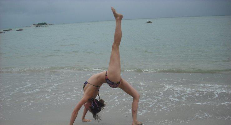 Fluid Spinal Bliss Yoga Class