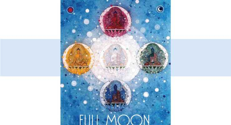 Full Moon Meditation in Scorpio - Rebirth - Eliminate to Illuminate