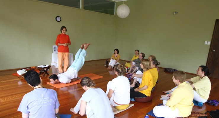 Further Training for Sivananda Yoga Teachers