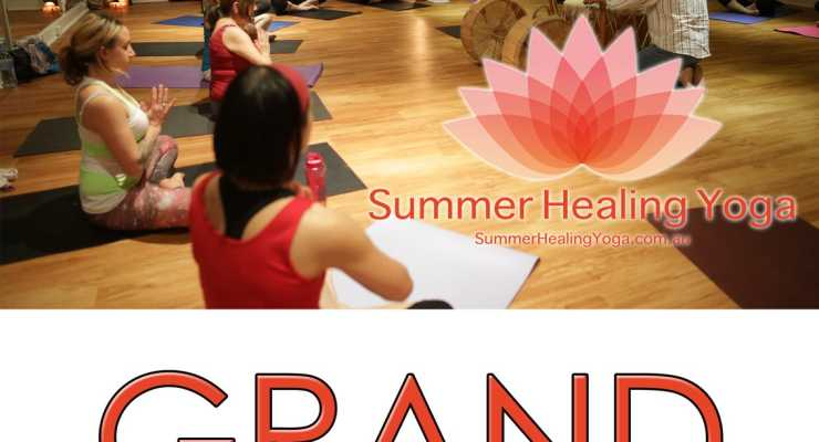 Grand Opening Carnegie Yoga