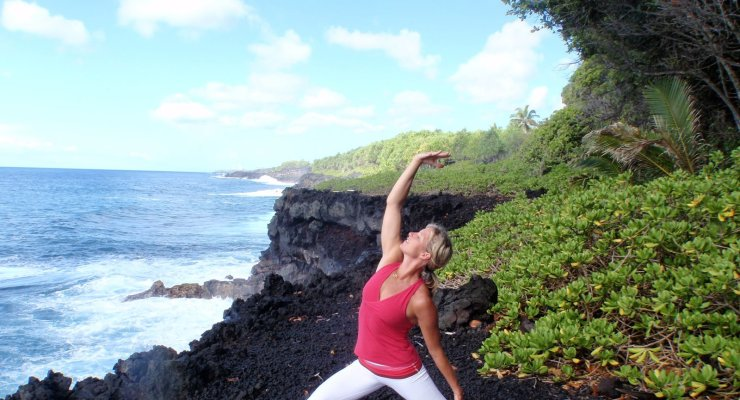 Hawaiian Yoga & Adventure Retreat