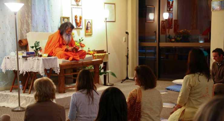 Health & Spirituality with Swamiji