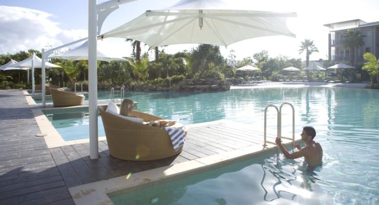 High-summer retreat with Kris McIntyre at Peppers Salt Resort & Spa