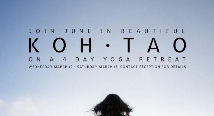 Hom Yoga Retreat in Koh Tao