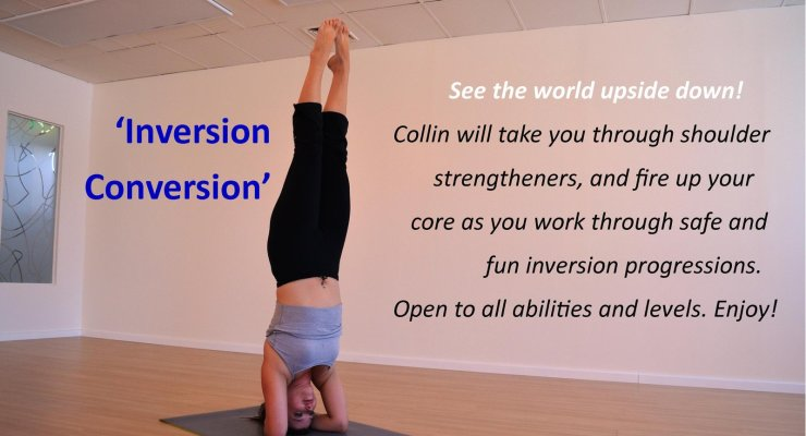 Inversion Conversion - Progressions