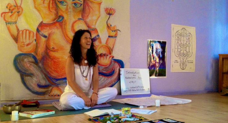 Kabbalistic Yoga @ The Sedona Yoga Festival