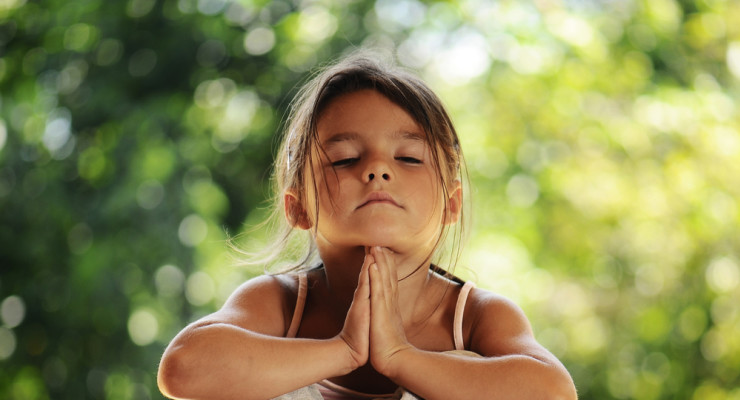 Kids Yoga & Arts Workshop (4-7 Years)