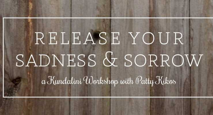 KUNDALINI WORKSHOP with Patty Kikos