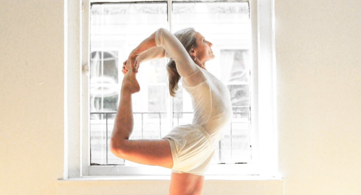 Leap of Space:  Exploring Boundlessness in Asana and Beyond with Carrie Owerko