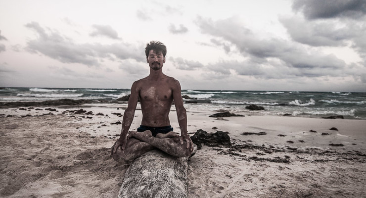 Liquid Flow Yoga; Restore your Prana with Simon Park