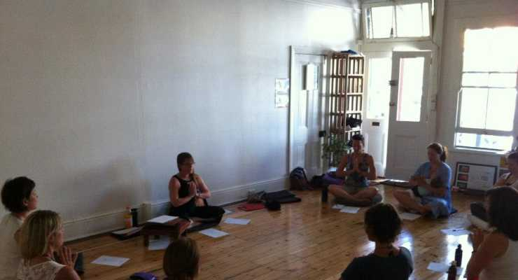 Mantra and Chanting workshop with Cindy Toghill