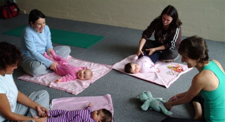 Mother and Baby workshop