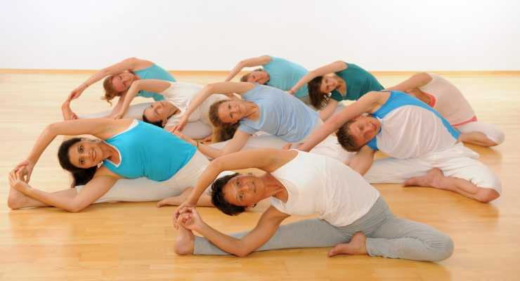 Open Yoga Class with Swami Gopalananda