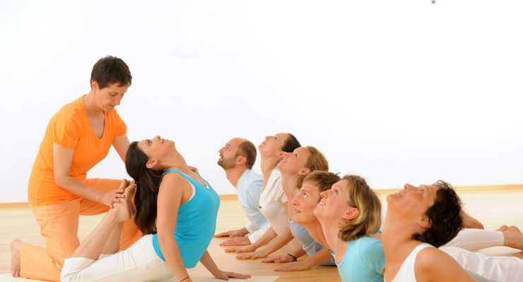 Open Yoga Class with Swami Gopalananda