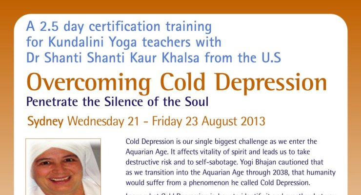 Overcoming Cold Depression - Penetrate the Silence of the Soul