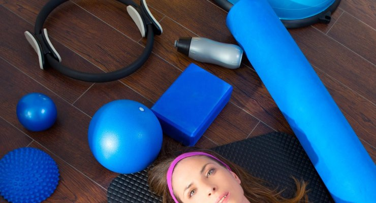 Releasing Tension in Body & Mind (SMR with Foam Roller)