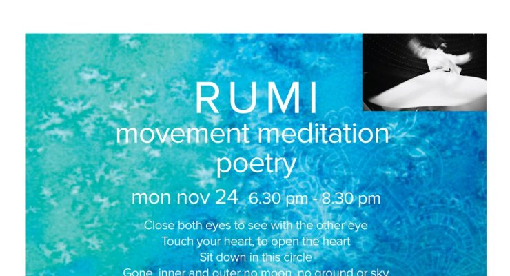 Rumi - A Kundalini Yoga workshop with Yogi Amandeep Singh