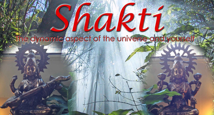 SHAKTI - The Dynamic Energy of the Universe and Yourself
