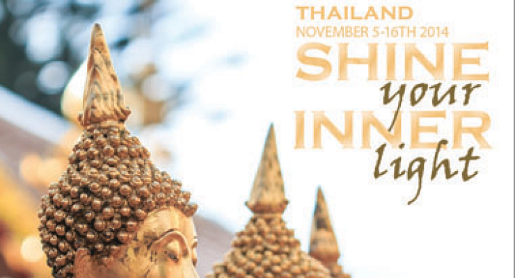 Shine Your Inner Light: Pravassa's Wellness Travel Tour of Thailand