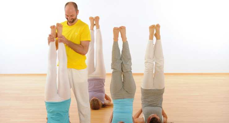 Sivananda Open Yoga Class with Swami Gopalananda