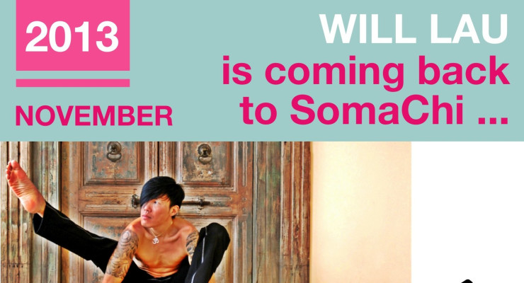 SomaChi's 4 Day Intensive Yoga Workshop with Will Lau
