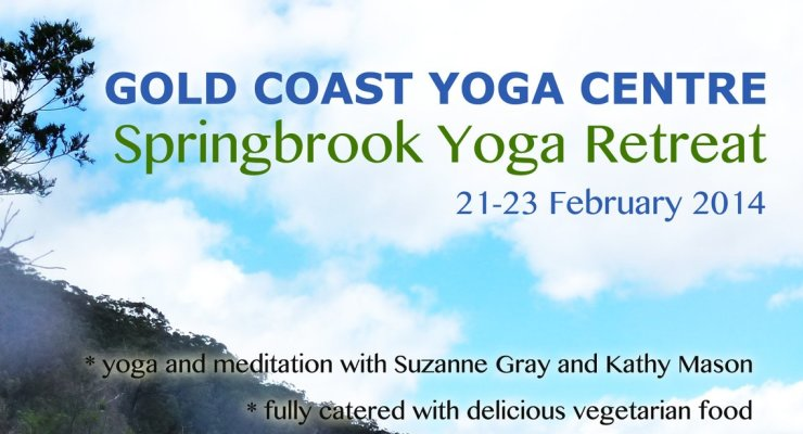 Springbrook Yoga Retreat Feb 2014