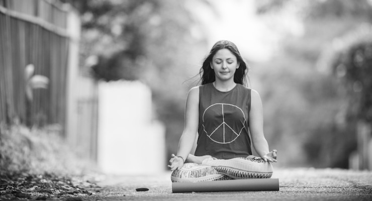 Stress Less - A Workshop Series with Cora Geroux