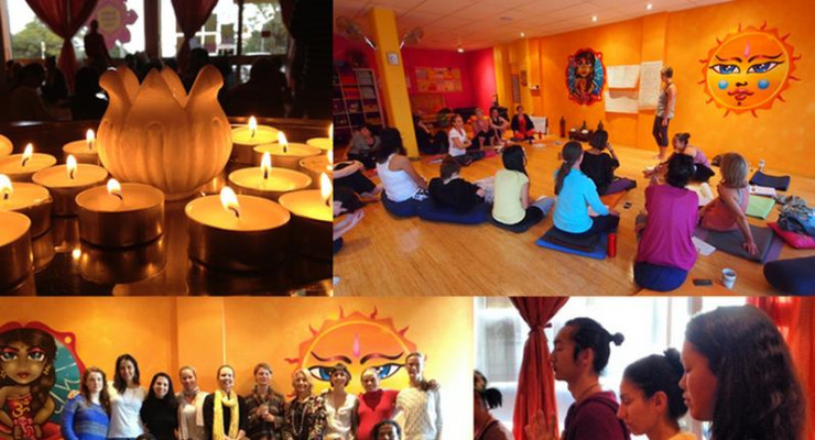 Sukha Mukha Yoga's 2014 Teacher Training