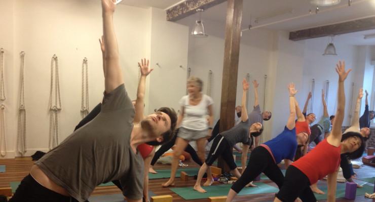 Sunday 4PM Community Yoga Class