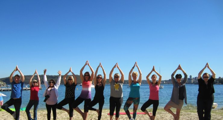 Sydney Harbour Yoga Retreat