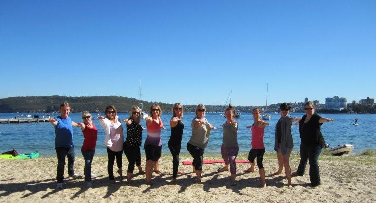 Sydney Harbour Yoga Retreat