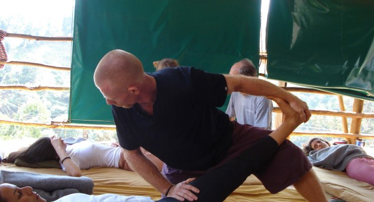 Thai Yoga Massage Teacher Training